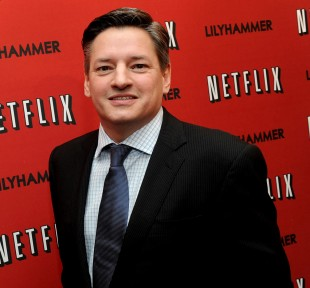 Netflix-sjefen Ted Sarandos. (Foto: Jason Kempin/Getty Images)