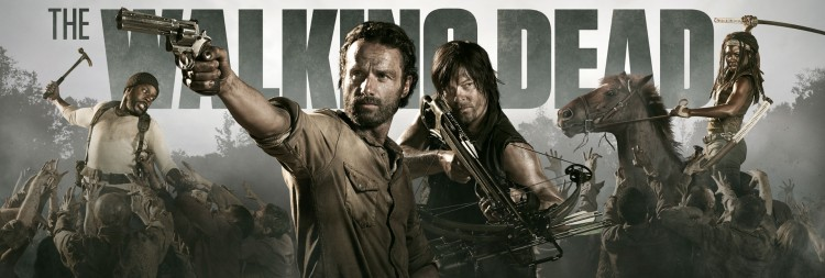 The Walking Dead. (Foto: AMC, FOX Norge).
