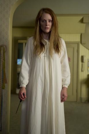 Julianne Moore i «Carrie». (Foto: SF Norge)