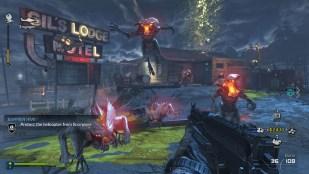 Skjermbilde fra «Extinction»-delen av «Call of Duty: Ghosts». (Foto: Activision)