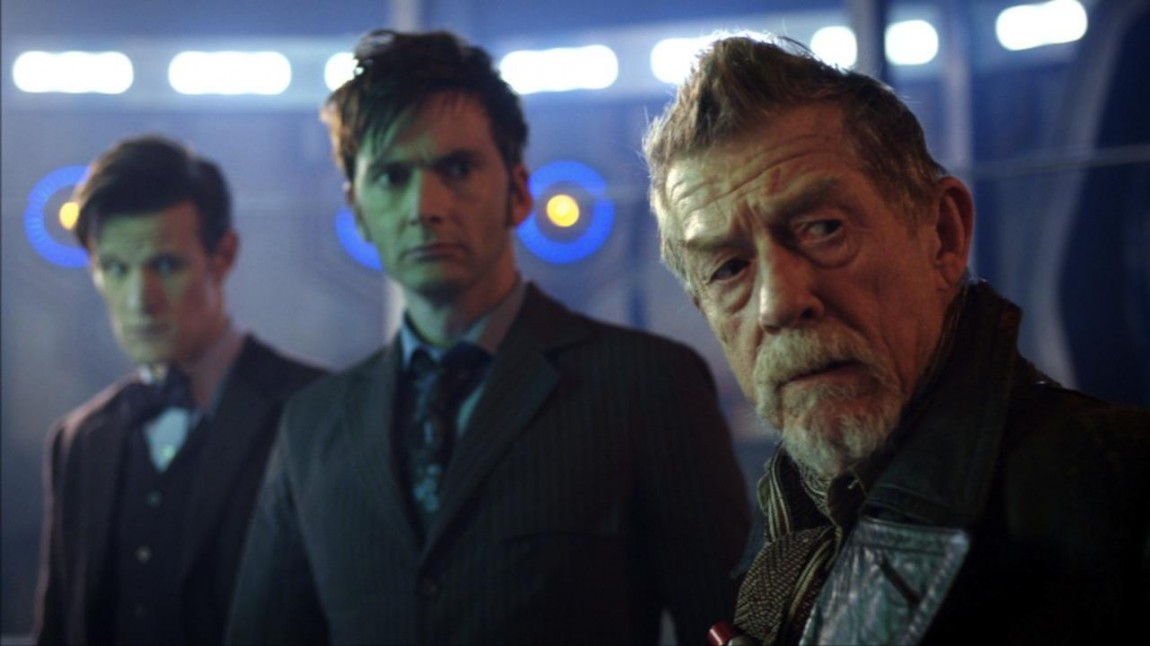 Day of the Doctor. (Foto: BBC)