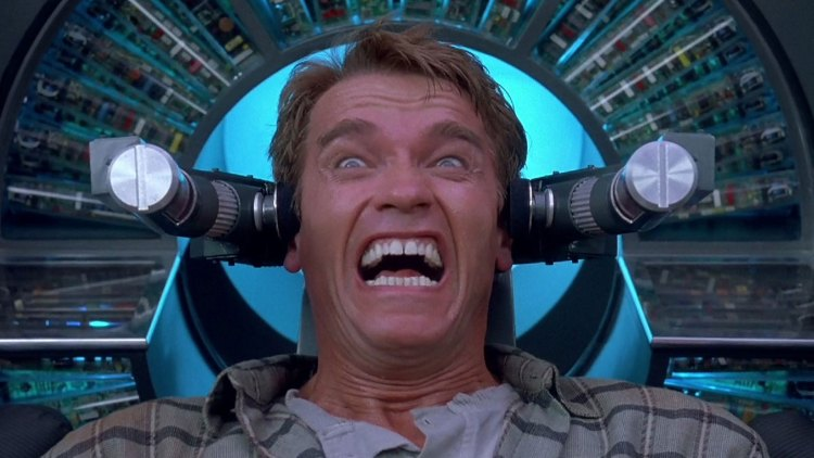 Total Recall (1990). (Foto: Sandrew Metronome Video)