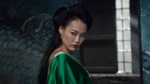 Rinko Kikuchi spiller ond heks i 47 Ronin (Foto: United International Pictures).