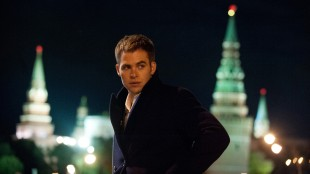 Jack Ryan (Chris Pine) i Moskva i Jack Ryan: Shadow Recruit (Foto: UIP).