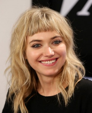 Imogen Poots har den kvinnelige hovedrollen i Need for Speed. (Foto: Jonathan Leibson/Getty Images, NTB Scanpix).