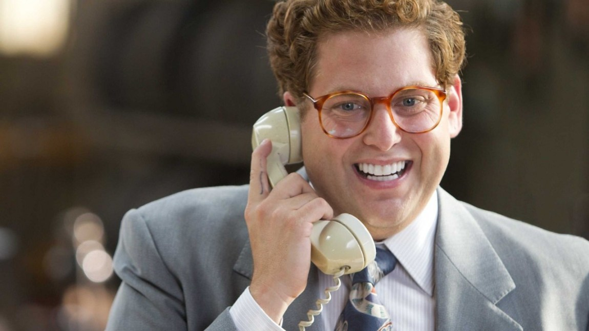 Jonah Hill i «Wolf of Wall Street». (Foto: United International Pictures)