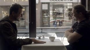 Henrik Rafaelsen og Marius Kolbeinstvedt i Blind (Foto: Motlys / Norsk Filmdistribusjon).