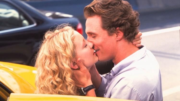 Matthew McConaughey sjarmerte mange da han spilte i Hvordan bli dumpet på 10 dager.  (Foto: United International Pictures).