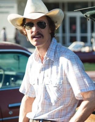 Matthew McConaughey gikk ned nesten 20 kilo før rollen i Dallas Buyers Club. (Foto: SF Norge AS).