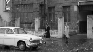 Wanda (Agata Kulesza) og Ida (Agata Trzebuchowska) legger ut på reise i Ida (Foto: Arthaus).