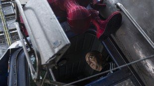 Paul Giamatti spiller skurk som får nærkontakt med Spider-Man i The Amazing Spider-Man 2 (Foto: United International Pictures).