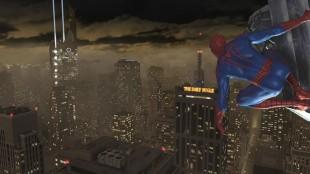 Promobilde fra spillet «The Amazing Spider-Man 2». (Foto: Beenox)»
