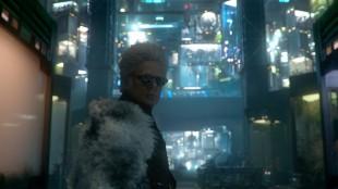 The Collector/Tanaleer Tivan (Benicio Del Toro) dukker opp i Guardians Of The Galaxy (Foto: The Walt Disney Company Nordic).