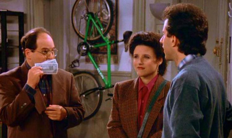Episoden «The Contest» omtales ofte som den saftigste i «Seinfeld»-historien, men er også ganske klein. (Promofoto: NBC/Sony)