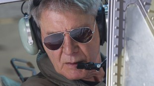 Harrison Ford spiller mystiske Drummer i The Expendables 3 (Foto: SF Norge AS).