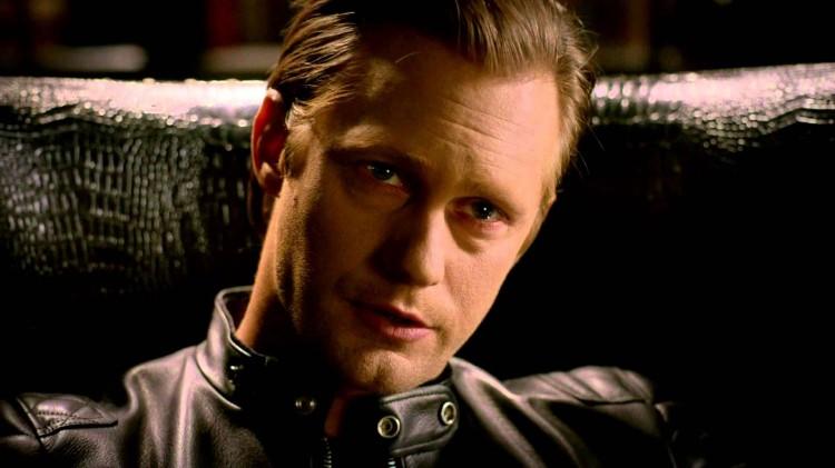 Eric er tilbake! Og Alexander Skarsgårds vampyrviking er den beste rollefiguren i True Blood. (Foto: HBO).