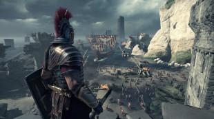 God grafikk og storslagne omgivelser er «Ryse: Son of Rome» sitt sterkeste kort. (Promofoto: Microsoft)