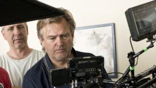 Bent Hamer under innspillingen av 1001 gram (Foto: Norsk Filmdistribusjon).