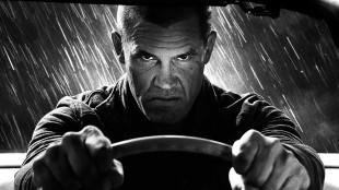 Dwight (Josh Brolin) har dameproblem i Sin City: A Dame to Kill For (Foto: SF Norge AS).