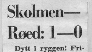 Klikk for full størrelse. Innlegg om «I ungdommens makt» av Rolf Søder, på trykk i VG den 20. september 1980. (Faksimile: VG)