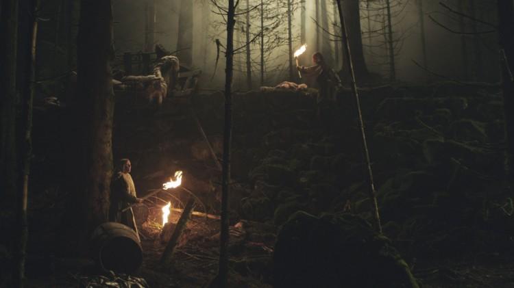 Dunkelt og mystisk er stikkord for Skumringslandet. (Foto: Norsk Filmdistribusjon).