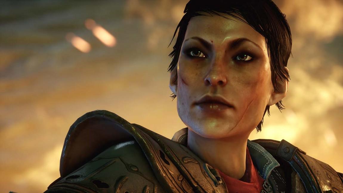 Cassandra er en sentral figur i historien til «Dragon Age: Inquisition». Hun er sterk og egenrådig, en ekte leder. (Promofoto: EA / Bioware)
