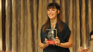 Judith Davis spiller Morgans kone Eve i Le Week-end (Foto: SF Norge AS).