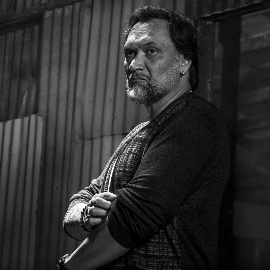 Nero Padilla, glimrende spilt av Jimmy Smits, var viktig for de siste sesongene.(Foto: FX)