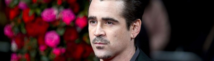 Colin farrell i 2014. (Foto: AFP PHOTO / JUSTIN TALLIS, NTB Scanpix).