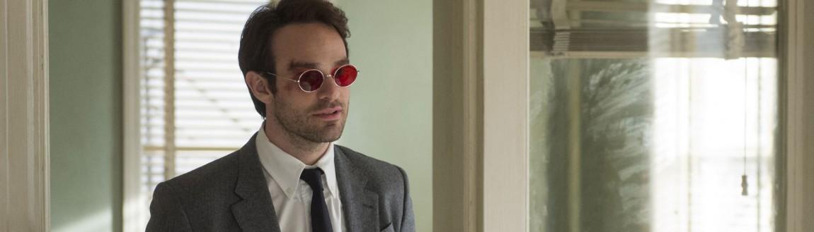 Selv om han er blind er de andre sansene til Matt Murdock (Charlie Cox) sterkt skjerpet i «Marvel's Daredevil». (Foto: Netflix)