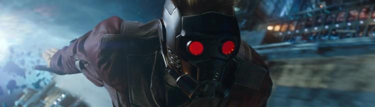 Chris Pratt i «Guardians of the Galaxy». (Foto: Marvel)