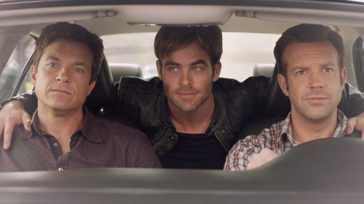 Man kan da være gode venner selv om man bortfører hverandre? (Foto: Warner Bros. Pictures/ SF Norge).