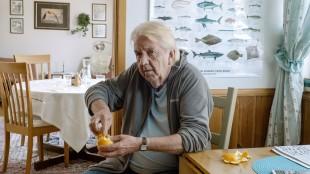 Dizzie Tunes-kjendis Tor Erik Gunstrøm spiller Mariannes far i Staying Alive (Foto: Maipo/ Nordisk film Distribusjon).