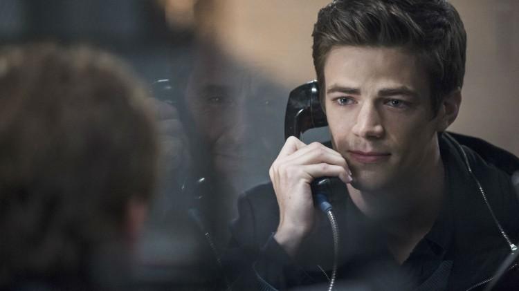 Grant Gustin spiller Barry Allen. (Foto: CW, MAX).