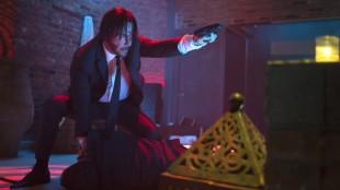 En tidligere leiemorder (Keanu Reeves) jakter på russisk mafia i John Wick (Foto: Lionsgate).