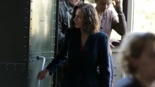 Nelly (Nina Hoss) kommer tilbake til Berlin i Phoenix (Foto: Arthaus).