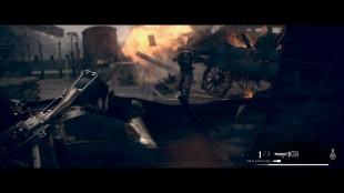 Spillmekanikken i «The Order: 1886» ligner i stor grad på «Uncharted»-serien og «The Last of Us». (Foto: Ready at Dawn)