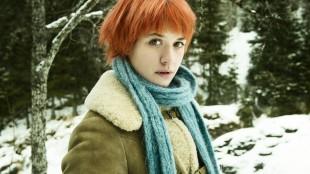 Maria (Sara Hjort Ditlevsen) forsvinner i Dirk Ohm - Illusjonisten som forsvant (Foto: SF Norge AS).