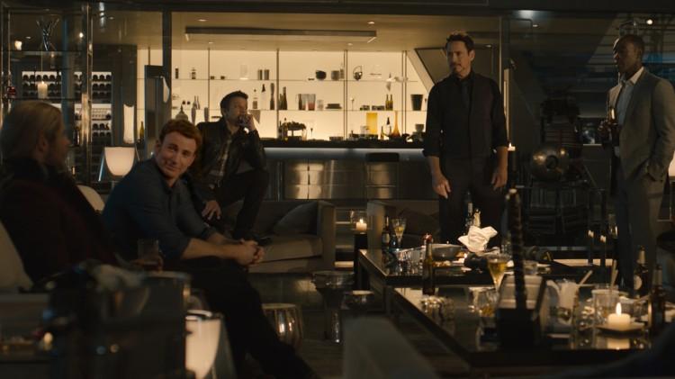 Her er nesten hele laget samlet i Avengers: Age Of Ultron (Foto: ©Marvel).
