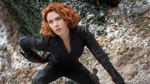 Black Widow/Natasha Romanoff spilles av Scarlett Johansson i Avengers: Age Of Ultron (Foto: ©Marvel).