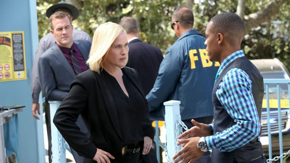 Patricia Arquette som Avery Ryan  i CSI: Cyber. (Foto: TVNorge, SBSDiscovery)