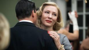 Cate Blanchett spiller den ene hovedrollen i Carol (Foto: Norsk Filmdistribusjon).