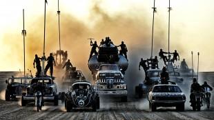 Ekstrem fart og energi gjennomsyrer Mad Max: Fury Road (Foto: SF Norge AS).
