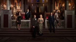 Rollegalleriet for sesong 3 av Hannibal. (Foto: SBSDiscovery)
