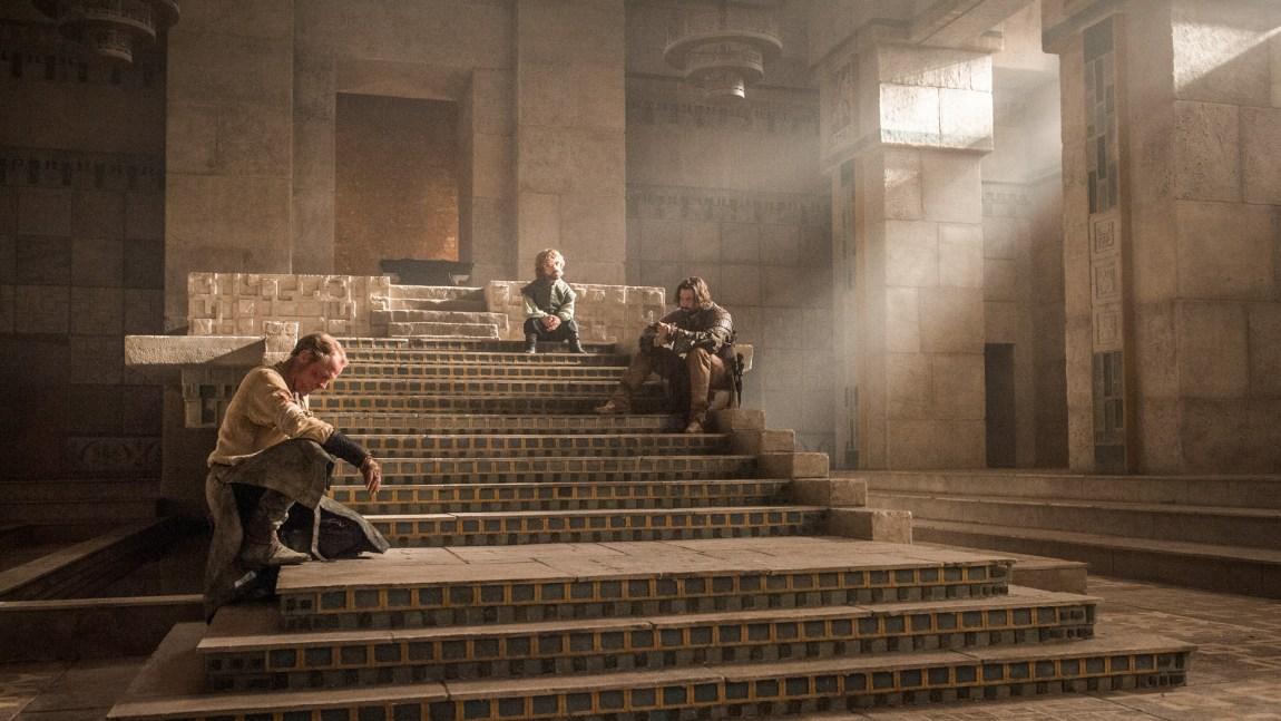 Meereens nye kameratgjeng er noe spredt når det gjelder erfaring og stil. (Foto: HBO)