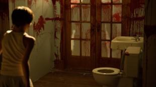 Det er en del blod og gørr i Sinister 2, men ikke av den veldig skumle eller ekle sorten. (Foto: Norsk Filmdistribusjon)