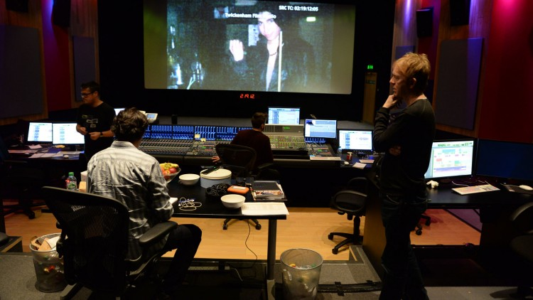 Fra klippingen av dokumentaren Amy (Foto: Rex Features / Norsk Filmdistribusjon).