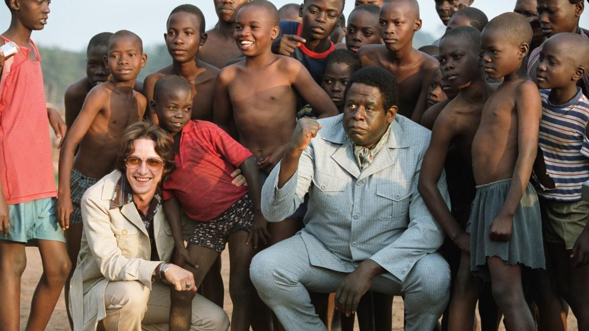 Den brutale diktatoren Idi Amin (Forest Whitaker) som styrte i Uganda på 1970-tallet. (Foto: Fox Searchlight Pictures)