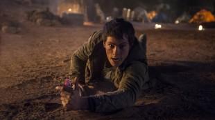 Dylan O'Brien spiller hovedfiguren Tommy i Maze Runner: Ildprøven (Foto: Twentieth Century Fox).