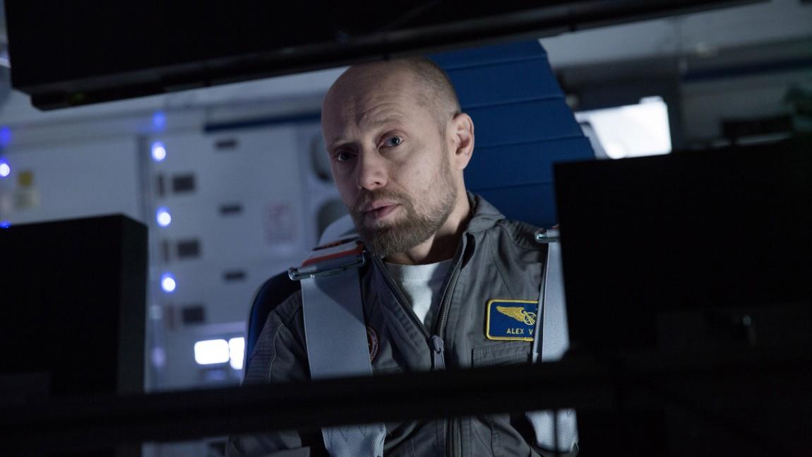 Aksel Hennie spiller astronauten Alex Vogel i The Martian (Foto: 20th Century Fox).